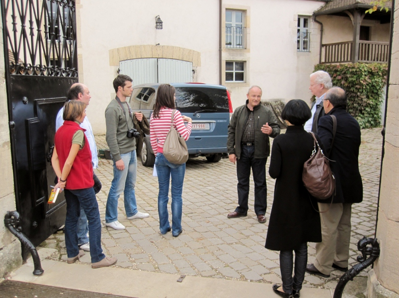 Wine Tours Burgundy
