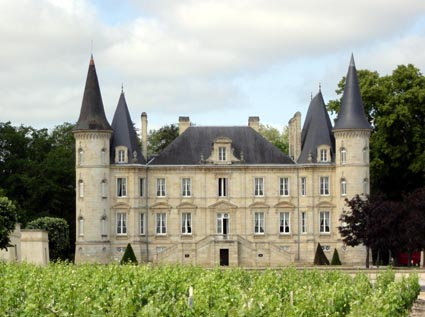 Chateau Pichon Longueville- French Wine Explorers