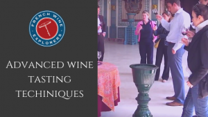 advanced wine tasting
