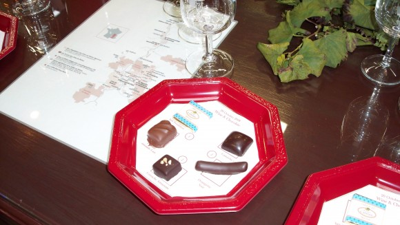 Banyuls and Chocolate Pairings
