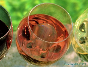 what are rose wines