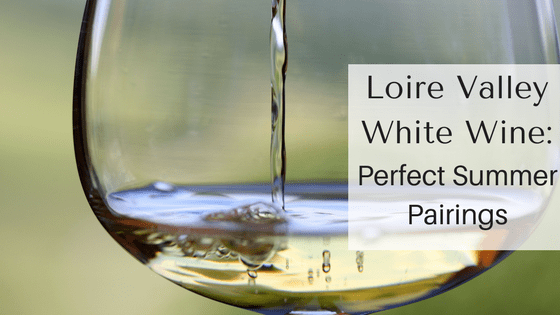 Loire Valley white wine