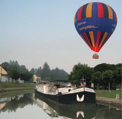 Barge tours France