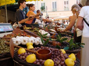 Market Day St. Remy de Provence