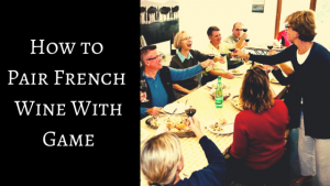french wines with game