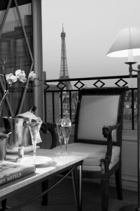 champagne bars Paris