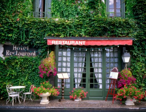 top michelin starred restaurants in Paris