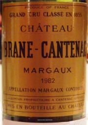 chateau brane cantenac export