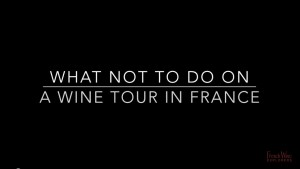 wine tours in France