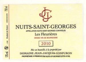 Nuits-Saint-Georges Wine
