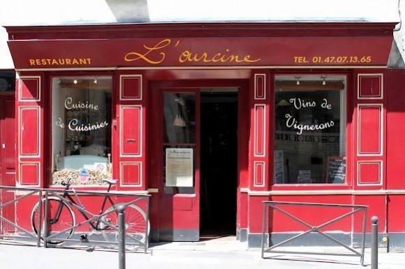 l'ourcine in Paris