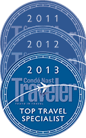 Top 133 Travel Specialists in the world