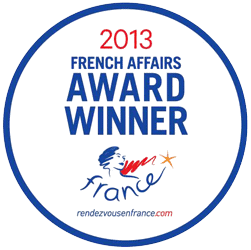 2013 French Affairs Award Winner