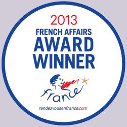 2013 French Affairs Award Winner