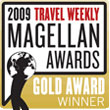 2009 Travel Weekly Magellan Awards - Gold Award Winner