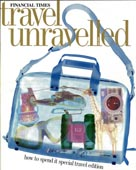 London Financial Times Travel Magazine