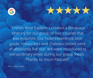 French Wine Explorers Reviews From Past Guests