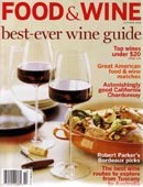 Food & Wine Magazine October 2006