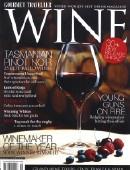Gourmet Traveler Magazine October 2011