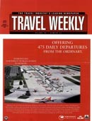 Travel Weekly Magazine