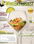 Wine Enthusiast August 2010