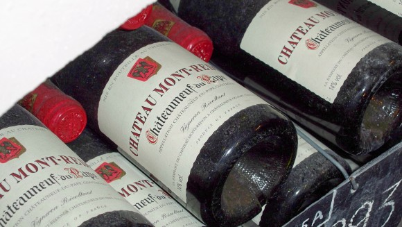 chateauneuf-du-pape wines