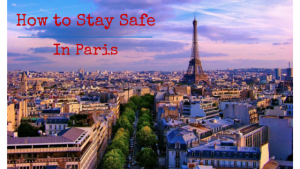 Paris Safety Tips