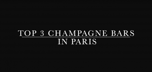 paris champagne bars