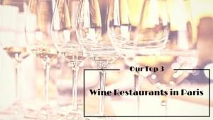 best paris wine restaurants
