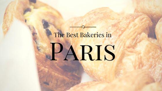 best Paris bakeries