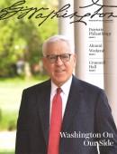 Washington College Magazine_Cover