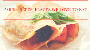 Best Paris crêpes