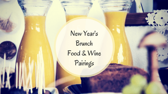 New Year's Brunch pairings