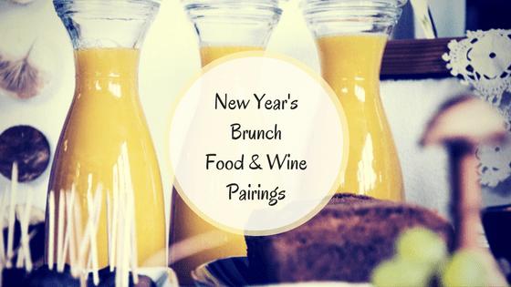 New Year's Brunch pairings