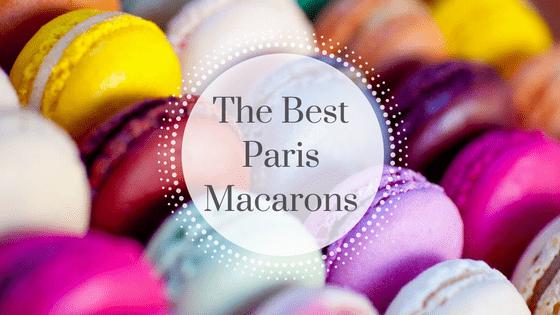 best paris macarons