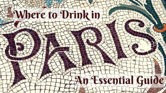 drinks in Paris