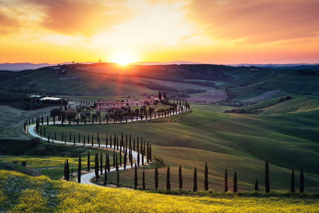 Treasures of Tuscany and Piedmont