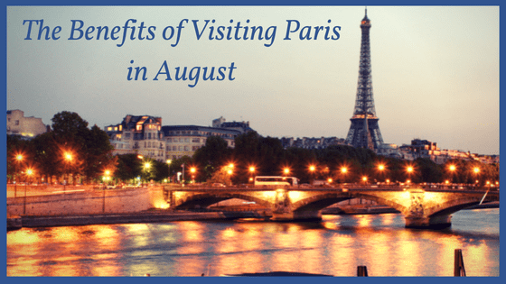 paris in august