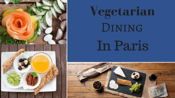 vegetarian restaurants in Paris