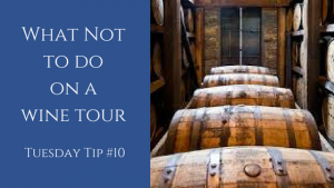 What Not to do on awine tour-1