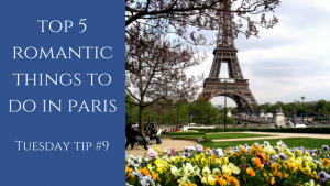 top 5romanticthings todo in paris