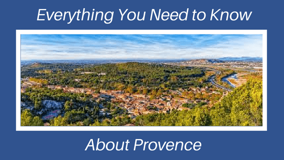 about provence