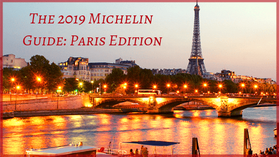 Paris 2019 Michelin