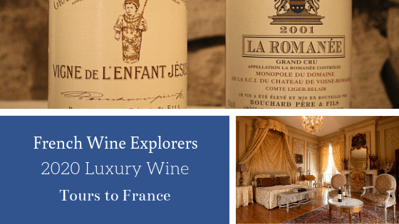 luxury french wine tours