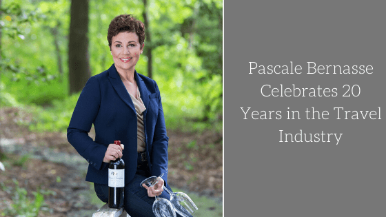 Pascale Bernasse Celebrates 20 Years in the Travel Industry