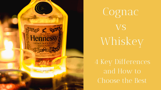 Cognac vs Whiskey