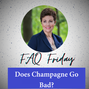does champagne go bad