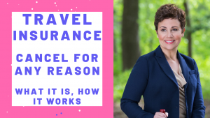 travel insurance cancel for any reason