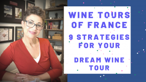 wine tours of france